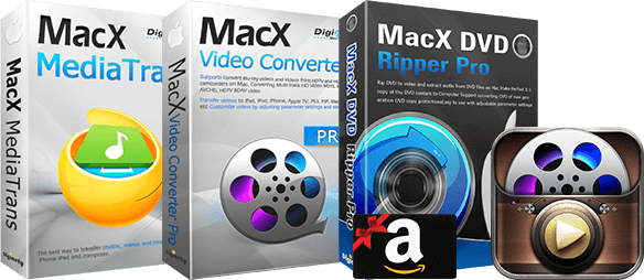 MacX Media Management Suite