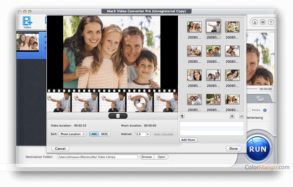 MacX Video Converter Pro Screenshot