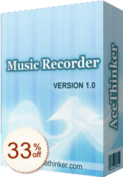 Acethinker Music Recorder Shopping & Trial