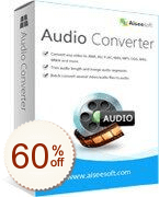 Aiseesoft Audio Converter Discount Coupon