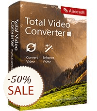 Aiseesoft Total Video Converter OFF