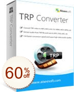 Aiseesoft TRP Converter Discount Coupon