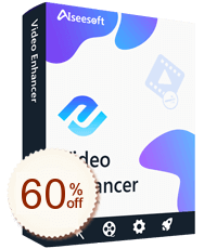 Aiseesoft 動画強化 Discount Coupon
