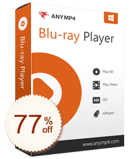 AnyMP4 Blu-ray Player Discount Coupon