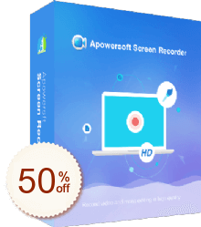 Apowersoft PC画面録画ソフト Discount Coupon