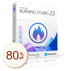 Ashampoo Burning Studio Discount Coupon