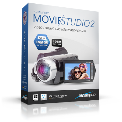Ashampoo Movie Studio Discount Coupon