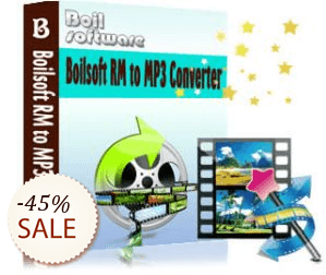 Boilsoft RM to MP3 Converter Discount Coupon