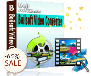 Boilsoft Video Converter Discount Coupon