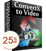 VSO ConvertXtoVideo Discount Coupon