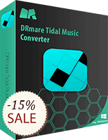 DRmare Tidal Music Converter Discount Coupon