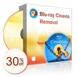 DVDFab Blu-ray Cinavia 除去 Discount Coupon