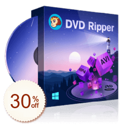 DVDFab DVD Ripper Discount Coupon