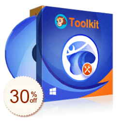 DVDFab Toolkit Discount Coupon