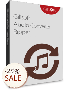GiliSoft Audio Converter Ripper Discount Coupon