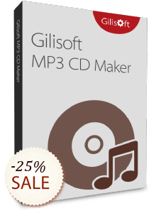 Gilisoft MP3 CD Maker Discount Coupon