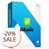 Aimersoft iMusic Discount Coupon