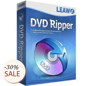 Leawo DVD Ripper Discount Coupon