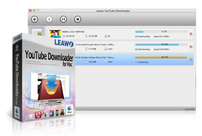 Leawo YouTubeダウンロード for Mac Discount Coupon