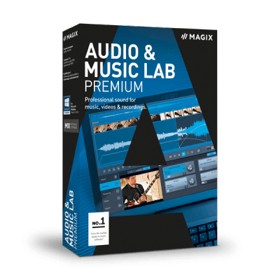 MAGIX Audio & Music Lab Premium Discount Coupon