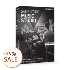 MAGIX Samplitude Music Studio OFF