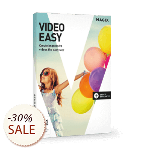 MAGIX Video easy Discount Coupon