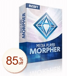 Media Player Morpher Discount Coupon