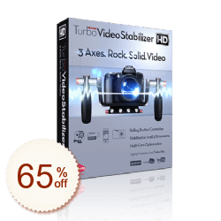 muvee Turbo Video Stabilizer Discount Coupon