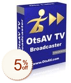 OtsAV TV Discount Coupon