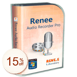 Renee Audio Recorder Pro割引クーポンコード