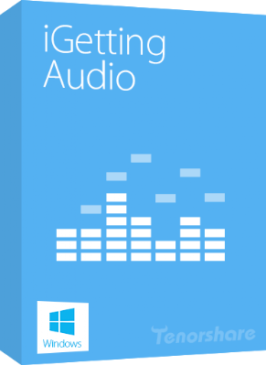 Tenorshare iGetting Audio Discount Coupon