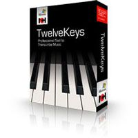 TwelveKeys Music Transcription Software Discount Coupon