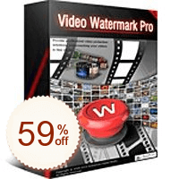 Aoao Video Watermark Discount Coupon