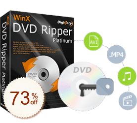 WinX DVD Ripper Platinum OFF