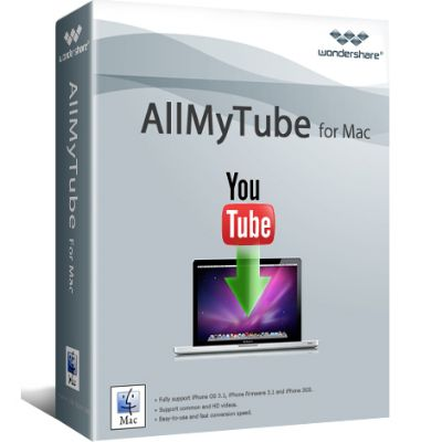 Wondershare AllMyTube(Mac版) Discount Coupon