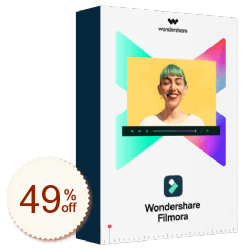 Wondershare Filmora OFF
