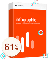 Edraw Infographic Discount Coupon