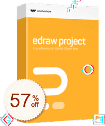 Edraw Project Discount Coupon