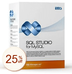 EMS SQL Management Studio for MySQL Discount Deal