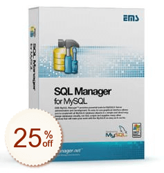 EMS SQL Manager for MySQL Discount Deal