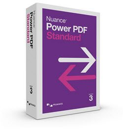 Nuance Power PDF Standard Shopping & Trial