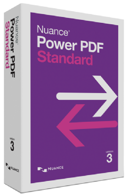 Nuance Power PDF Shopping & Trial