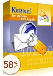 Kernel for Outlook PST Repair Discount Coupon