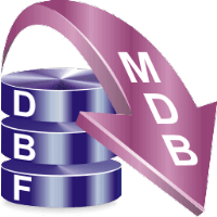 DBF to MDB (Access) Converter Shopping & Trial