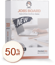 PremiumPress Job Board Theme Discount Coupon