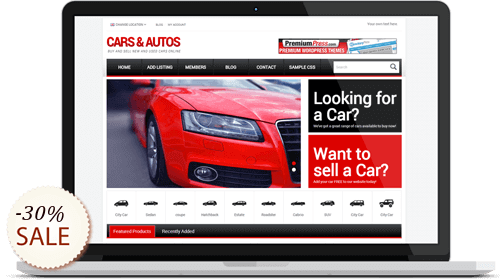 PremiumPress Car Dealer Theme Discount Coupon