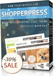 PremiumPress Shop Theme OFF