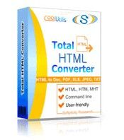 CoolUtils Total HTML Converter Shopping & Trial