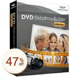 Wondershare DVD Slideshow Builder Discount Coupon