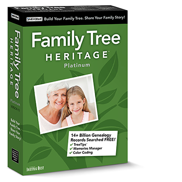 family tree heritage platinumを通販で購入 価格 無料体験 評価